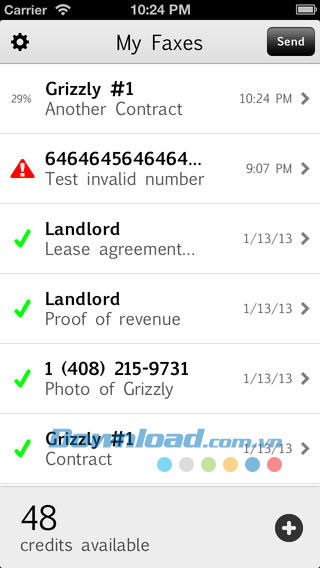 Genius Fax for iOS