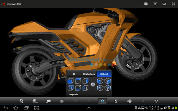 AutoCAD 360 for Android