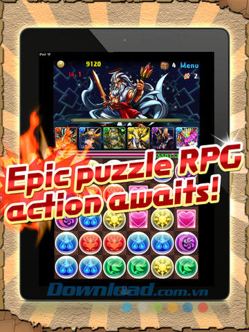 Puzzle & Dragons for iOS