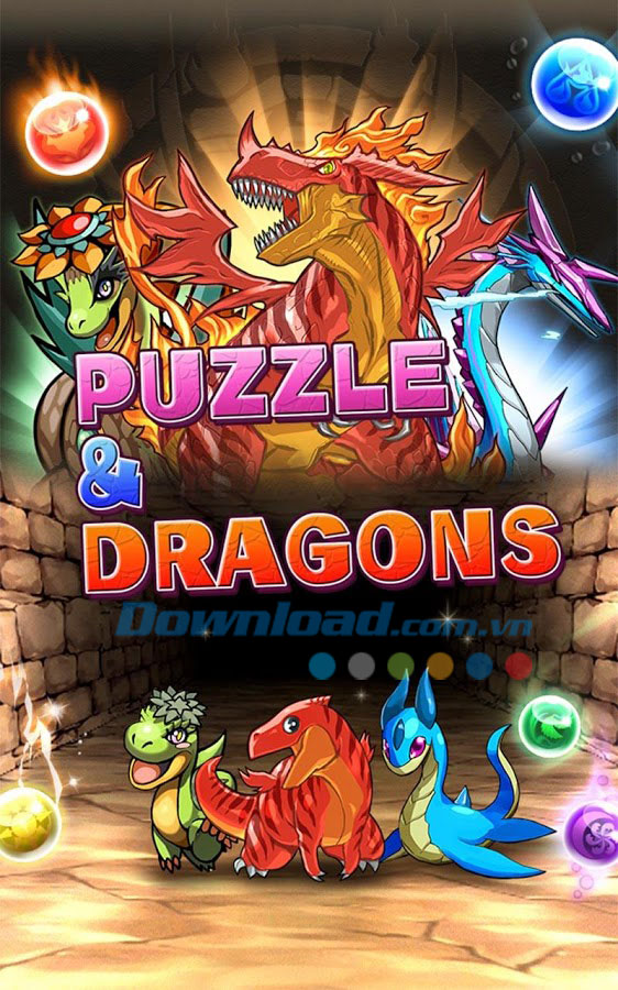 Puzzle & Dragons for Android