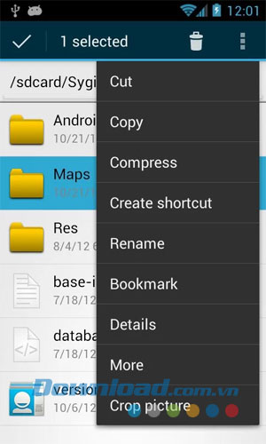 OI File Manager for Android