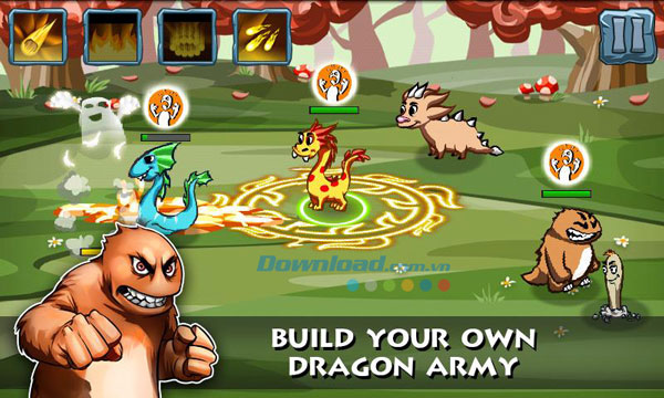 Pocket Dragons RPG for Android