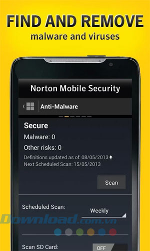 Norton Antivirus & Security For Android