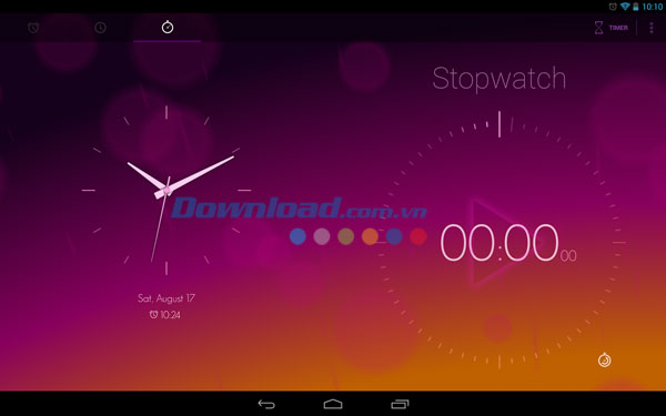 Timely Alarm Clock for Android