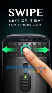 Super Bright LED Flashlight for Android