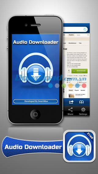 Audio Downloader Free for iOS