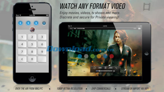 Video Safe 2 Free for iOS