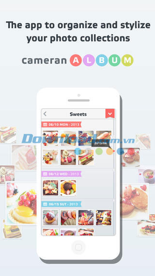 Cameran Album for iOS