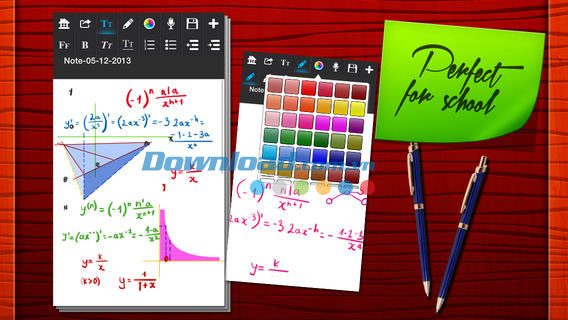 Notebook for School Lite for iOS
