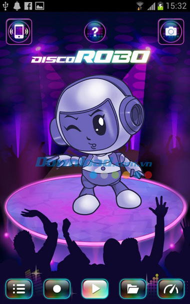 DiscoRobo for Android