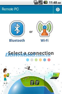Bluetooth Remote PC for Android