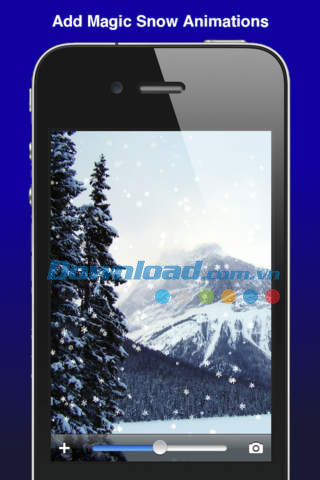 Magic Snow for iOS