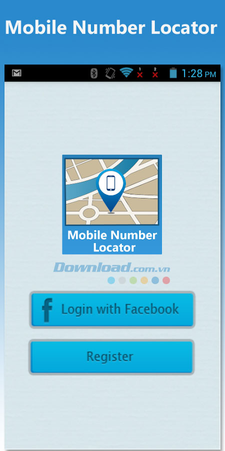 Mobile Number Locator for Android