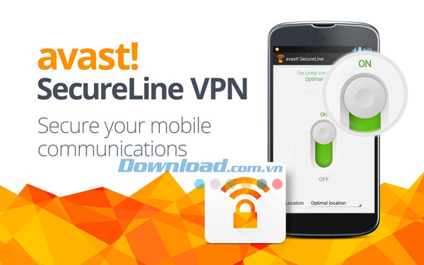avast! SecureLine VPN for Android