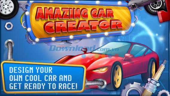 Amazing Car Creator for iOS