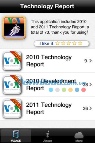 Learning VOA - Technology and Development Lite for iOS