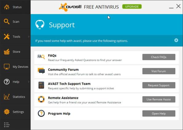 Tải avast! Free Antivirus for Mac 7.0.37431 - Bảo vệ máy ...