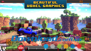 Blocky Roads for Android