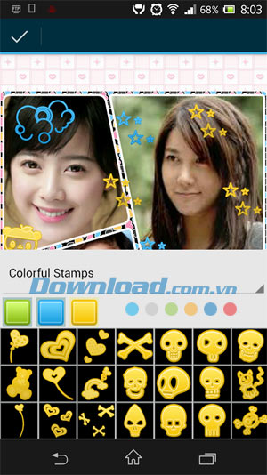 Photo Collages Camera for Android