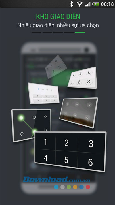 Lockdown Pro for Android