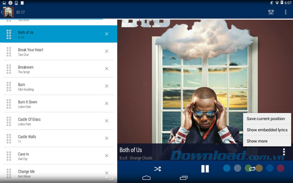 Jams Music Player for Android