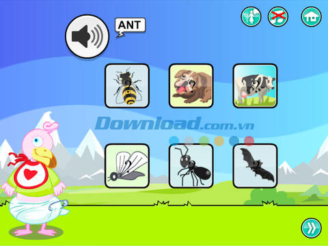 Mingoville Preschool for iOS