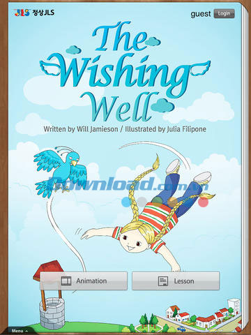 New Secret Wish for iPad