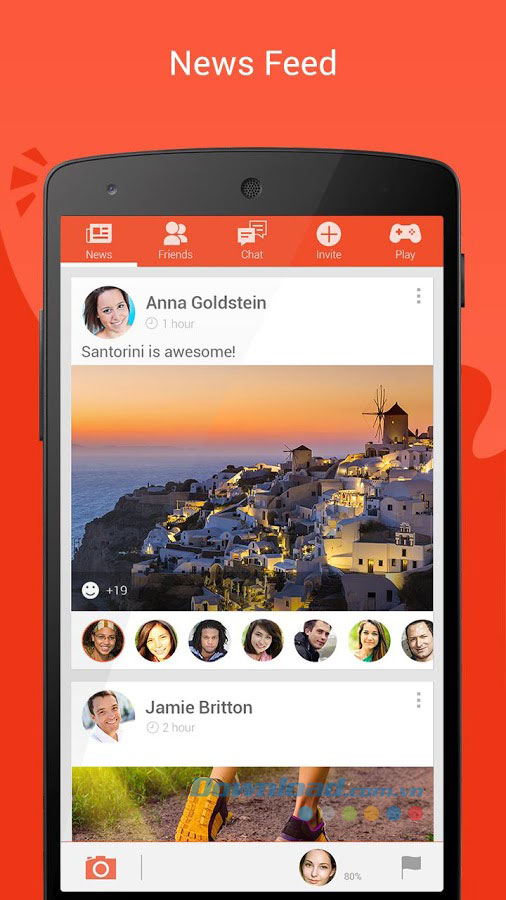 Tango for Android