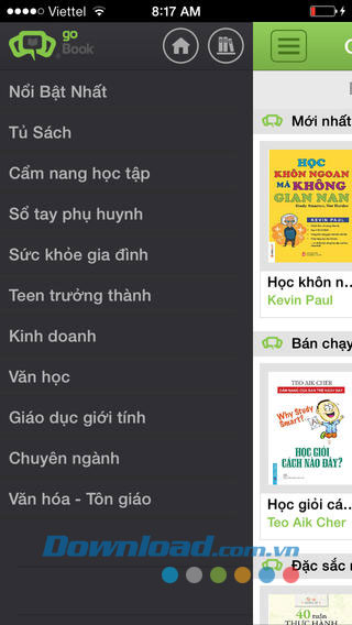 goBook.vn for iOS