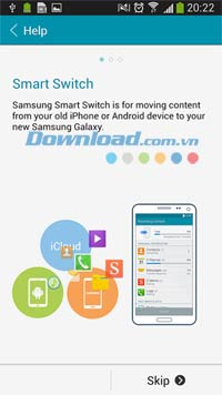 Samsung Smart Switch Mobile for Android