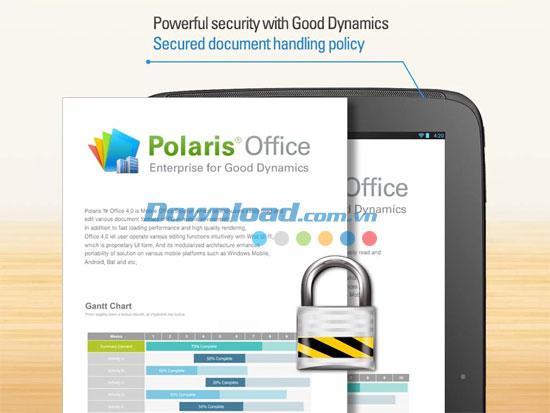polaris office templates