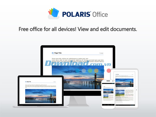 Polaris Office for Android