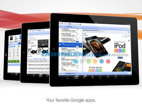 Google Apps Browser for iOS