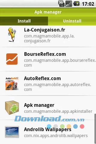 Apk Manager for Android