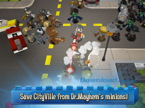 KRE-O CityVille Invasion for Android