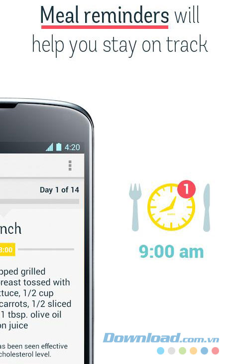 Diet Point for Android