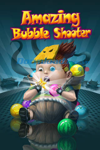 Flick Bubble Shooter for iOS