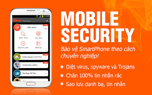 Bkav Mobile Security for Android