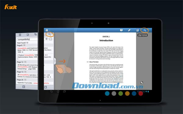 Foxit MobilePDF for Android