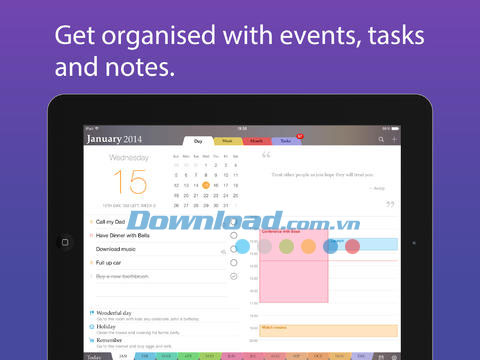 Planner Plus for iPad