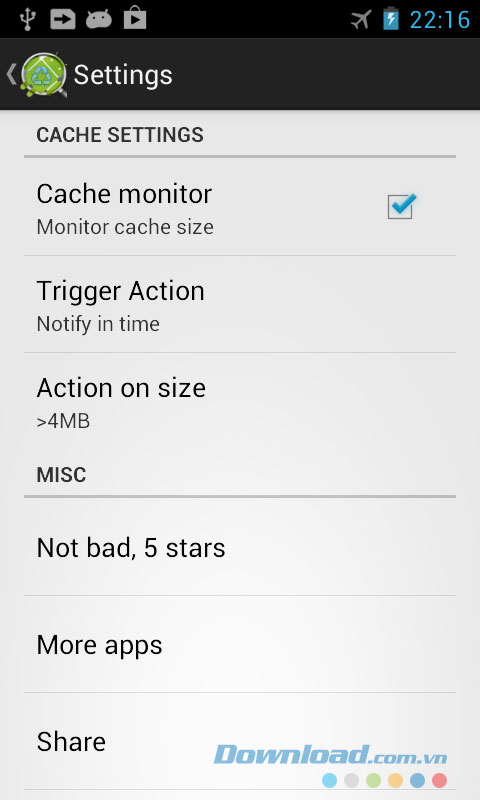 Cache Cleaner + For Android