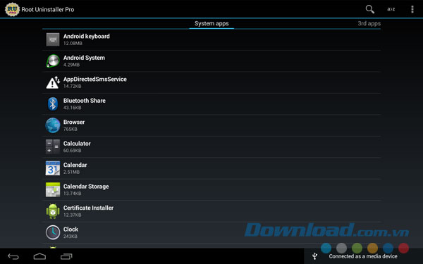 Root Uninstaller for Android