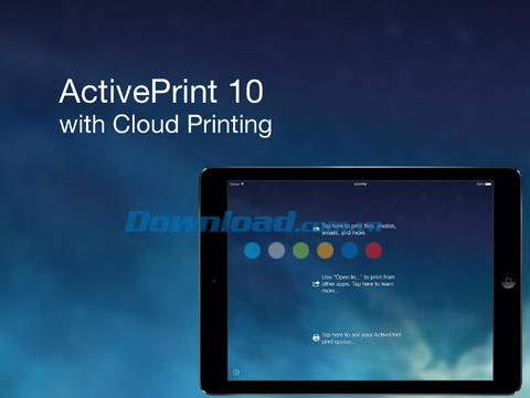 Active Print for iOS