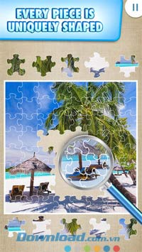 Jigty Jigsaw Puzzles for iOS