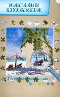 Jigty Jigsaw Puzzles for Android