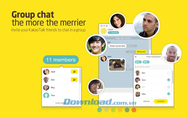 KakaoTalk Messenger for Mac