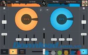 Cross DJ Free for Android