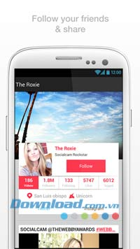 Socialcam for Android