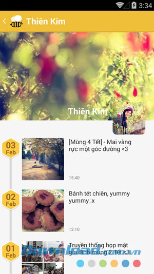 BeeTalk for Android