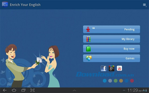 Enrich your English for Android
